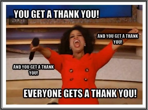 Image result for thank you meme funny