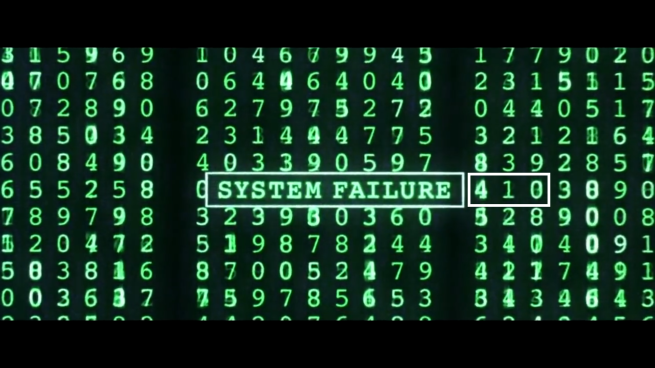 the matrix 410 system failture.png