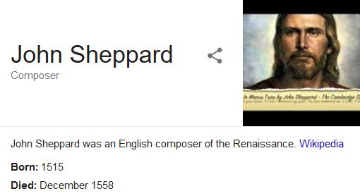 ohn sheppard