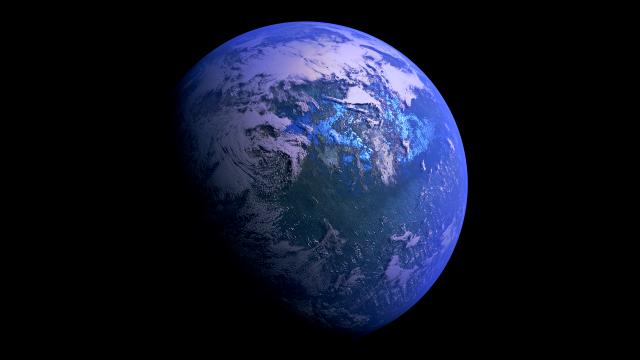 whole planet